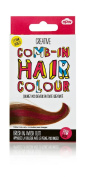 Creative Comb-In Hair Colour - Pink Rose