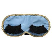 Novelty Eye Mask - 'Go Lightly' Sleep Joke Blindfold Practical Joke Gift