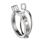 Emozioni Capri Sterling Silver Keeper of 33mm DP444