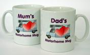 Mum and Dad's Motorhome mug