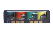 Doctor Who Mug Boxed Set of 4, Various Colours