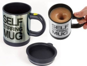 Self Stirring Mug - Novelty Christmas Gift!
