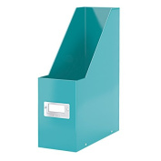 Leitz Magazine File, A4, Click and Store Range 60470051 - Ice Blue