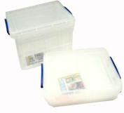 Really Useful 480 x 390 x 310mm 35L Folding Euro Box and Lid