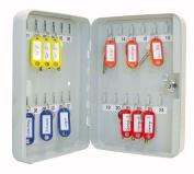 Wedo 102 52437X 24 Key Capacity Key Cabinet