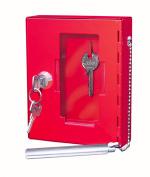 Wedo Emergency Key Box - Red