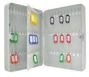 Wedo 102 60837X 110 Key Capacity Key Cabinet