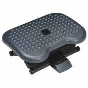 Deluxe Foot Rest Adjustable Angle And Height Ref F6031 Each
