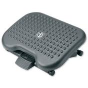 Compucessory Footrest Tilting Adjustable H95-170mm W460 x D340 x H171 Charcoal Ref CCS23751