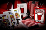 Bicycle Red Plastic Cup Deck by US Playing Card Co. - Trick