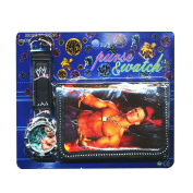 WWE Children's Watch Wallet Set For Kids Children Boys Girls Great Christmas Gift Gifts Present - Sold by Happy Bargains Ltd
