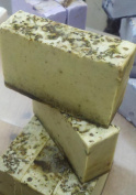 Mooseberry Soap Spearmint with Peppermint Soap Bar
