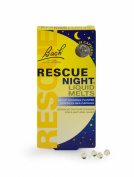 Bach Rescue Night Liquid Melts