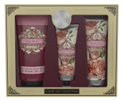 AAA Floral Rose Petal Bath & Body Collection Gift Set