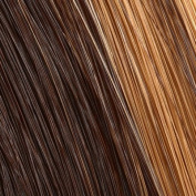 SOCAP Hair Extension Wavy 50cm - Human Remy hair - Classic Line - N°6/27 L Chesnut/Golden Blonde