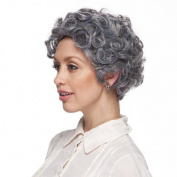 Mom Grey Costume Wigs (233)