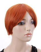 Cool2day Christmas Short Cosplay Straight Synthetic Hair Heat Resistant Wig 8 Colours