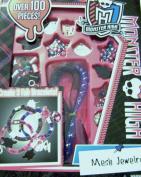 Monster High Mesh Jewellery Bracelets Kit