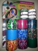 Parrot Tape Camouflage Patterns