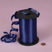 Ribbon - 1ea - 1cm X 250 Yds Navy Crimped Curling Ribbon