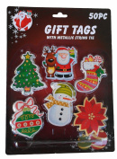 50 Christmas Gift Tags