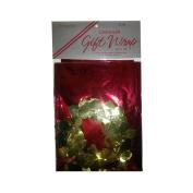Valentines Day Designer Gift Wrap & Tie