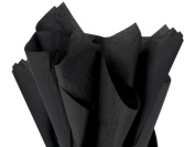 Black Tissue Paper 38cm X 50cm - 100 Sheet Pack