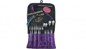 HiyaHiya 13cm Sharp Limited Edition Interchangeable Knitting Needles Gift Set