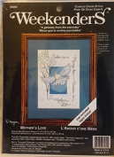 Weekenders Counted Cross Stitch Mother's Love