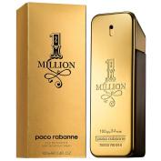 Paco Rabanne 1 One Million Men Homens EDT 100ml 3.4oz 100% Original NEW in Box
