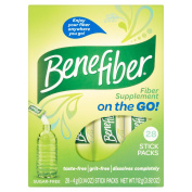Benefiber Unflavored Stick Packs, Unflavored