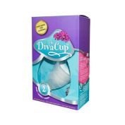 DivaCup Model 2 Post-Childbirth