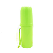 Candy-coloured Toothbrush Toothpaste Holder Cup Wash Storage Cup/cylinder