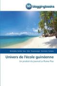 Univers de L'Ecole Guineenne  [FRE]