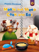 Moose and Sheep Cook and Eat