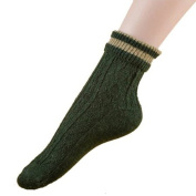 EUBUY Preppy Style Thick Cashmere Wool Winter Warmer Thermal Socks Xmas Gifts