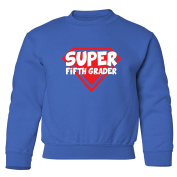 Mashed Clothing Super Fifth Grader Youth Sweatshirt