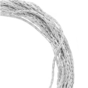 Sterling Silver Fine Snake Beading Chain .6mm Bulk By the Foot