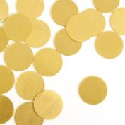ImpressArt, Circle, Brass, 1.3cm Stamping Blanks- 24 pc.