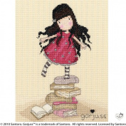 Bothy Threads Gorjuss New Heights Cross Stitch Kit