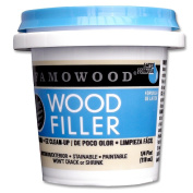 FAMOWOOD Latex Wood Filler - Fir/Maple - 1/4 Pint
