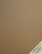 100 Sheets Chipboard 24pt (point) 28cm X 36cm Light Medium Weight Scrapbook|Frame Size .024 Calliper Thick Cardboard Craft|Ship Brown Kraft Paper Board