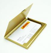 Business Name Card Holder Aluminium Case - ** Various Colours **