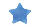 Essential Medical Supply Health Care Hospital Patient Star Hand Exerciser - Medium Blue