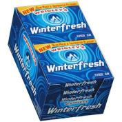 Wrigley'sTM Winterfresh® Gum - (2)10 Ct. - 15 Stick Packs