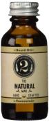 The Natural Man Beard Oil - Unscented Beard Conditioner - by The 2 Bits Man