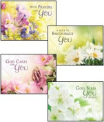 Fragrant Expressions - NIV Scripture Greeting Cards - Boxed - Encouragement