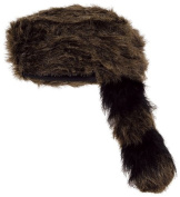 Coonskin Cap Party Accessory (1 count)