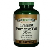 Super Primrose Oil 1000mg. - 100 Softgels