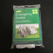 Viskey Emergency Shelter, Silver